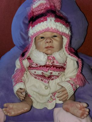 Reborn baby doll!! for Sale in OH, US