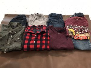 Used kids clothes for boys for Sale in West Covina, CA