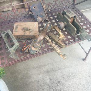 Old Brass Hardware! for Sale in Modesto, CA