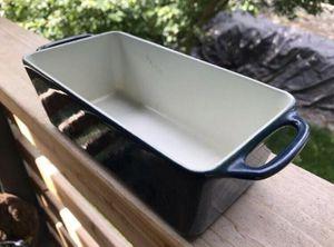 Enamelware baking pan for Sale in Seattle, WA