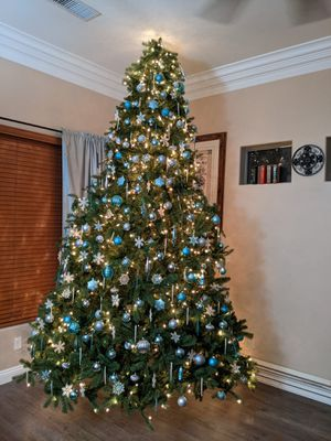 Brand new 12-ft Christmas tree for Sale in Laveen Village, AZ