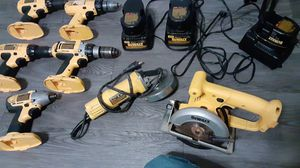 Dewalt powertools set for Sale in Fort Worth, TX