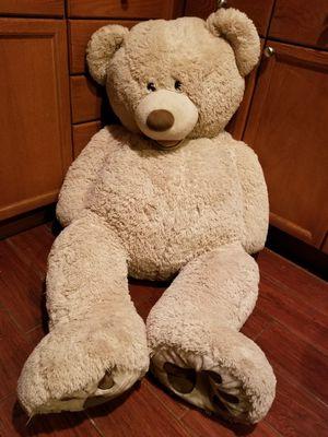 Jumbo teddy bear 4.5ft big stuffed animal toy for Sale in Las Vegas, NV