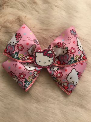 Hello Kitty hair bow for Sale in Fullerton, CA