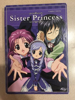 Sister Princess DVD set for Sale in Parkland, WA