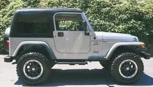 JEEP WRANGLER 2001 4WD for Sale in Virginia Beach, VA