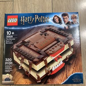 Lego Harry Potter The Monster Book Of Monsters 30628 for Sale in Anaheim, CA