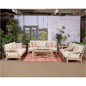 New 5pc outdoor patio furniture seating set tax included free delivery for Sale in Hayward, CA