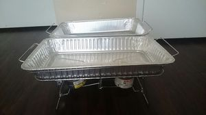 Full size buffet kit - no. of set 2 for Sale in Houston, TX