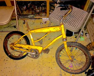 Hard to find Vintage kids BMA convertible bike for Sale in Prineville,  OR