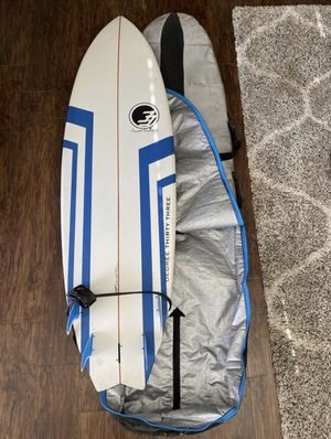 """Degree 33 - 6'8"""" Weapon Hybrid Surfboard with Padded Bag! for Sale in Anaheim, CA"""