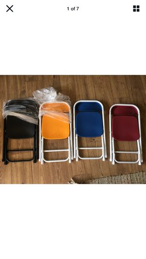 4 brand new unused kids chairs still in box for Sale in Fremont, CA