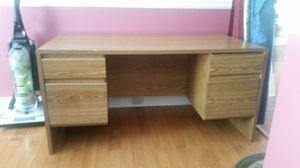 Desk, wood for Sale in La Vergne, TN
