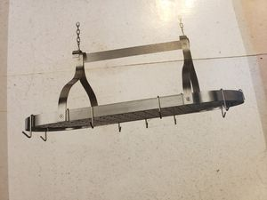 Pan and pot ceiling hanger for Sale in Troy, MI