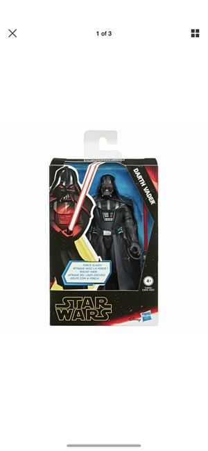"Star Wars Galaxy of Adventures Darth Vader 5"" Action Figure Rise of Skywalker for Sale in Coconut Creek, FL"