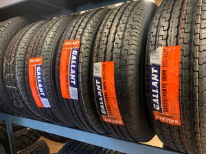 New tires ST 225-75R15, Gallant tires for Sale in Raleigh, NC