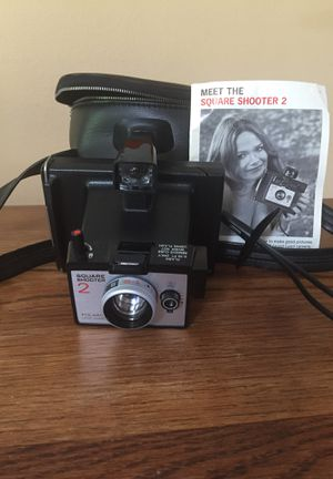 Vintage Polaroid Square Shooter 2 for Sale in Des Moines, WA