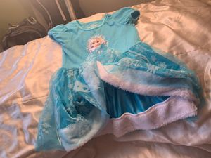"""DISNEY"" ""Frozen"" 3T Elsa Princess Dress for Sale in CROFTON, MD"