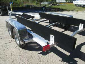 Custom Aluminum Boat Trailers - we carry all trailer parts, trailer repairs, trailer tires, we weld trailers - New custom aluminum boat trailers for Sale in Plant City, FL