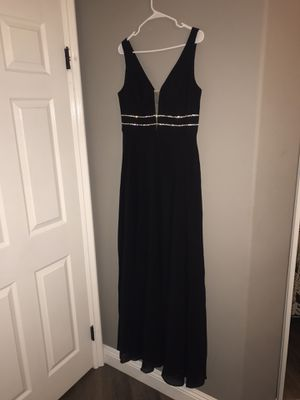 Midnight Shine Prom Dress Size: US Large for Sale in Murrieta, CA