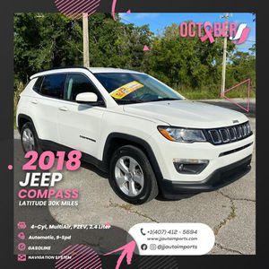 2018 Jeep Compass for Sale in Orlando, FL