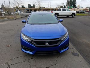 2017 Honda Civic Hatchback for Sale in Vancouver, WA