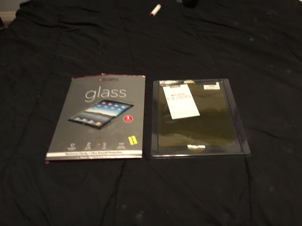 Brand new iPad glass screen protector