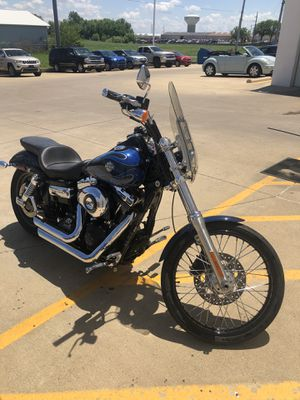 2012 Harley Davidson Wide Glide for Sale in Bloomington, IL