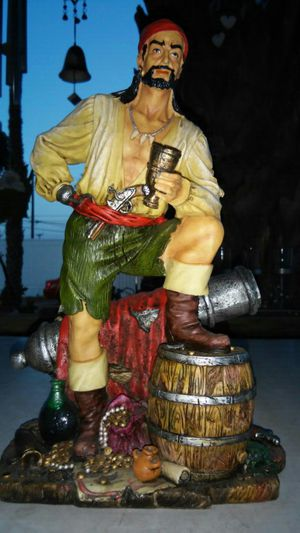 Pirate Sculpture Statue By Summit Collection. L@@K!!! for Sale in Mesa, AZ