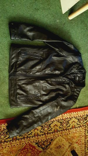 Claiborne Faux Leather Jacket - Small for Sale in Denver, CO