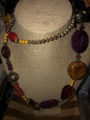 Stone vintage necklace for Sale in Stockton, CA