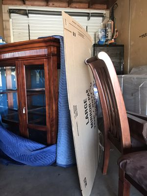 Closing out storage EVERYTHING GOES ON SUNDAY 8/4 Make an offer. W/D/Fridge gone for Sale in Menifee, CA
