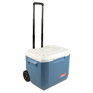 wheeled coleman cooler 50 for Sale in Highland Park, NJ