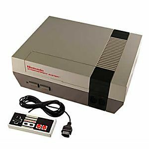 ORIGINAL CLASSIC NES-001 NINTENDO Game System WITH Original Super Mario and Duck Hunt and Wheel of Fortune games for Sale in Houston, TX