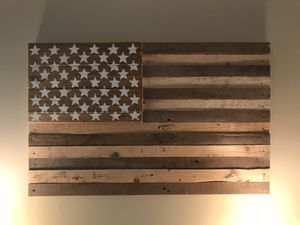 Pallet Flag for Sale in Clarence Center, NY