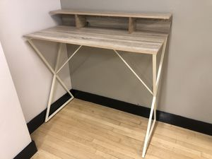 "Joy Desk by Stand Steady - Modern Home Office Standing Desk Workstation with Storage Cubbies! - 47.5"" x 41.5"" for Sale in Tacoma, WA"