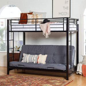 Taylor & Olive Bunk bed and futon for Sale in Bethesda, MD
