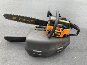 Poulan Pro Chainsaw for Sale in Aloma, FL