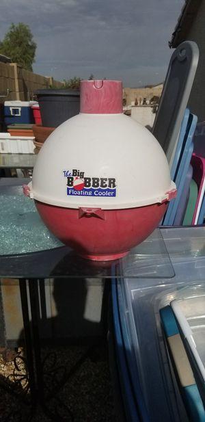 Big bobber floating cooler for Sale in Glendale, AZ