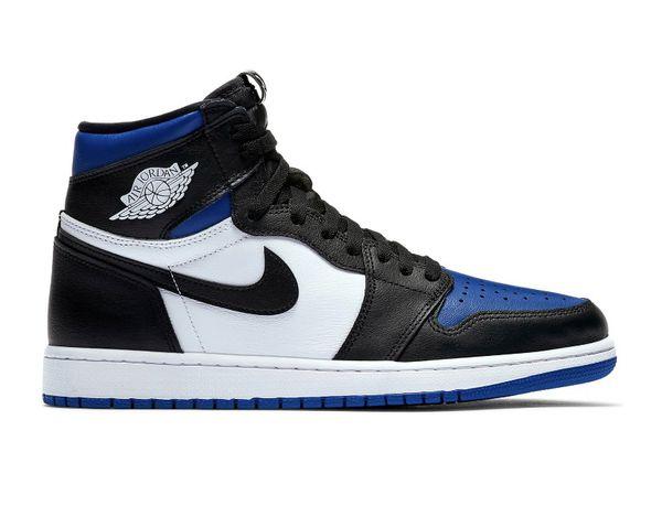 Royal toe Jordan 1s