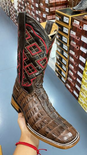 MENS WESTERN BOOTS for Sale in San Antonio, TX