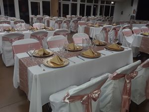 Brand New White rectangular tablecloths for Sale in San Diego, CA