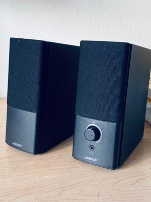 Bose Companion 2 Series III Multimedia Speaker System for Sale in Washington, DC