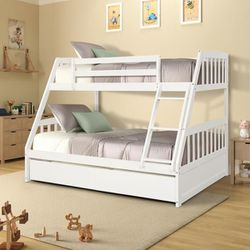 🛏🛌💤👍bunk Bed Full Twin for Sale in Corona,  CA
