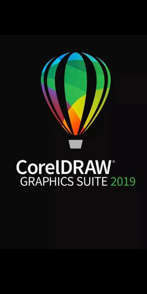 Physical CorelDRAW Graphics Suite 2019/2020 Copy for Sale in Fontana, CA