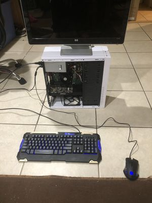 Gaming pc cheap can negotiate for Sale in Dearborn, MI