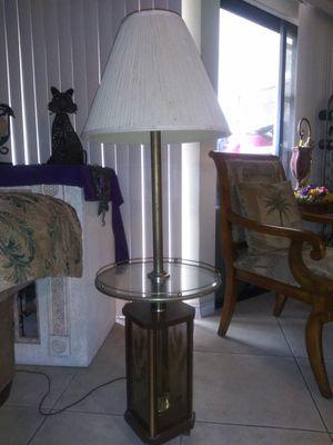 Vintage candelabra Lamp for Sale in Homestead, FL