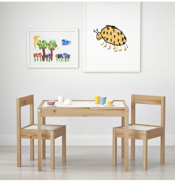 Toddler kid table