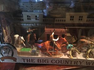 Cowboy town collectible toy for Sale in Town 'n' Country, FL