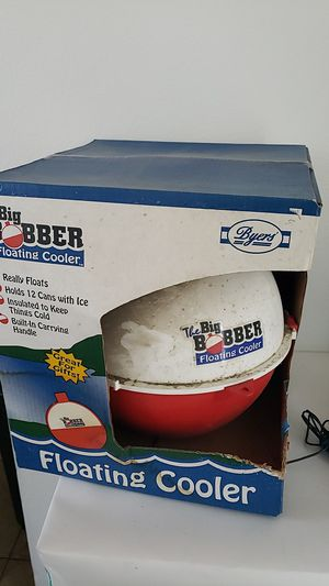 Floating ice cooler chest pool insulated for Sale in Victorville, CA